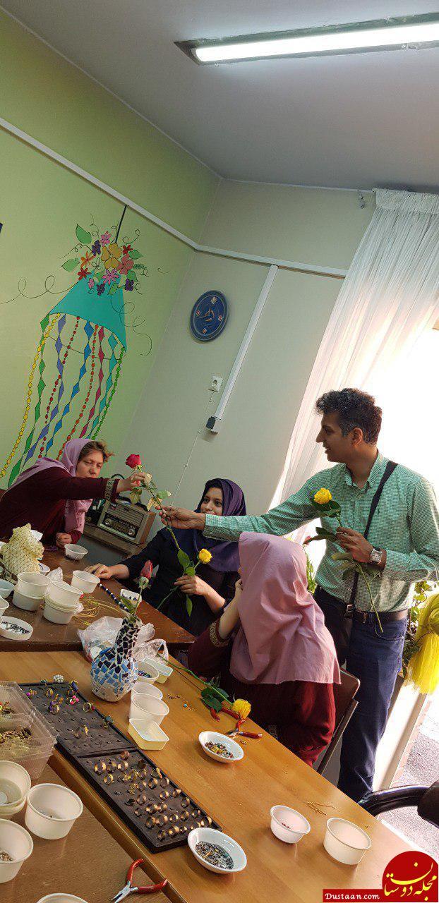 www.dustaan.com دختری که مجری برنامه نود را شوکه کرد! +عکس