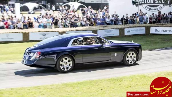 www.dustaan.com گرانقیمت ترین خودروی جهان را بشناسید +تصاویر