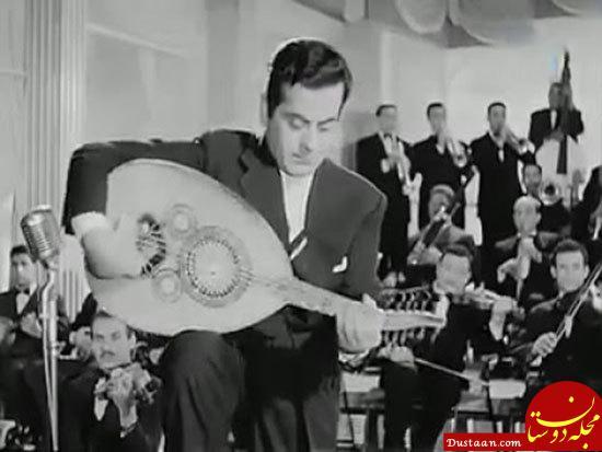 www.dustaan.com بهترین خواننده های عرب را بشناسید! +عکس