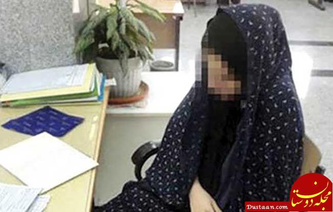 www.dustaan.com زندگی عجیب زنی که به همه حتی به خودش خیانت می کرد!