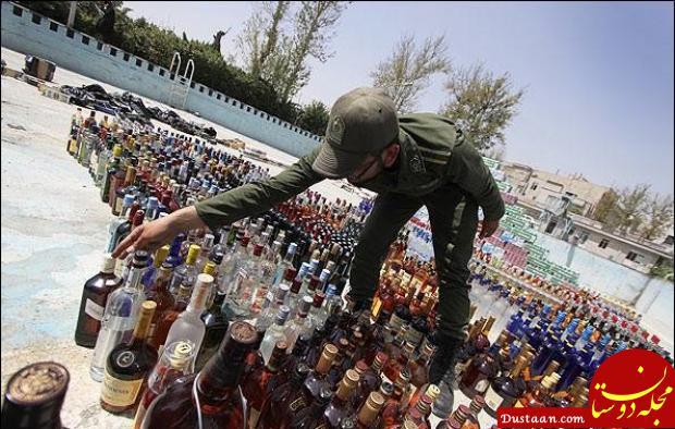 آمار تکان دهندهای از مرگومیر بر اثر مصرف مشروب الکلی غیراستاندارد در ایران