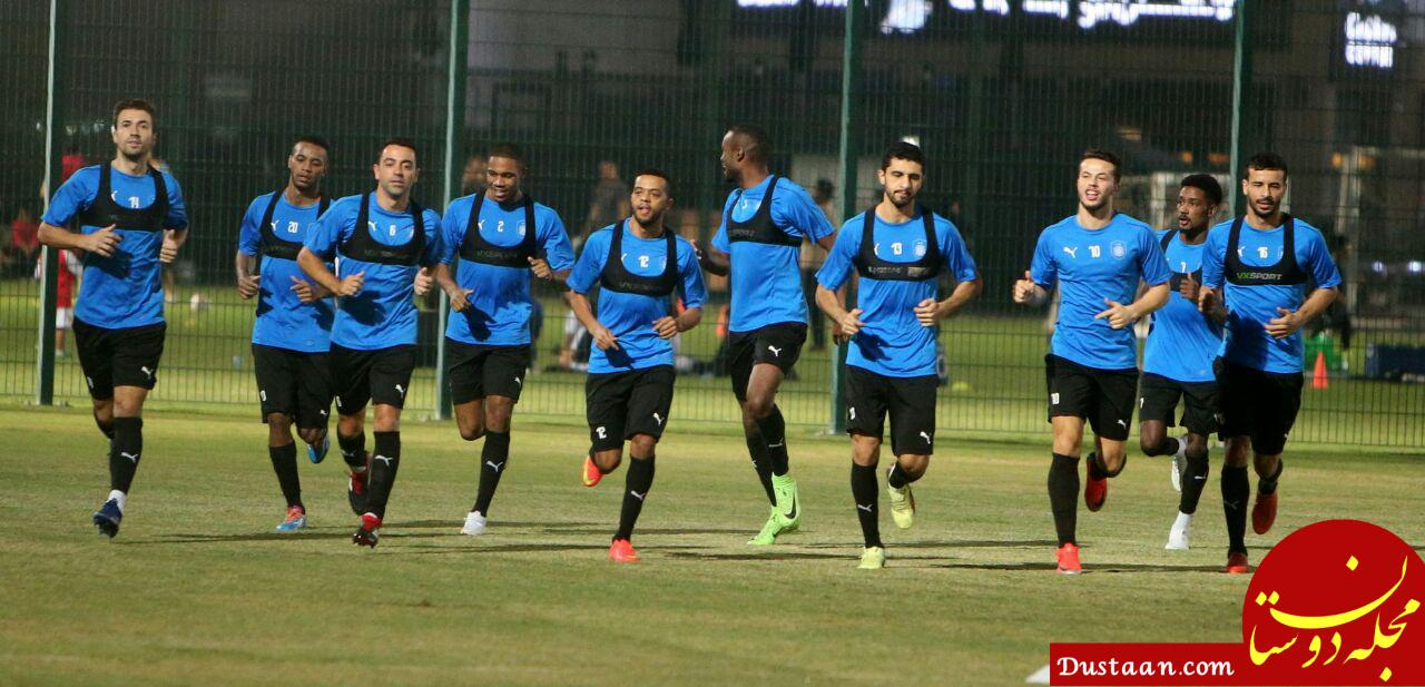 www.dustaan.com اعلام فهرست السد قطر برای بازی با پرسپولیس