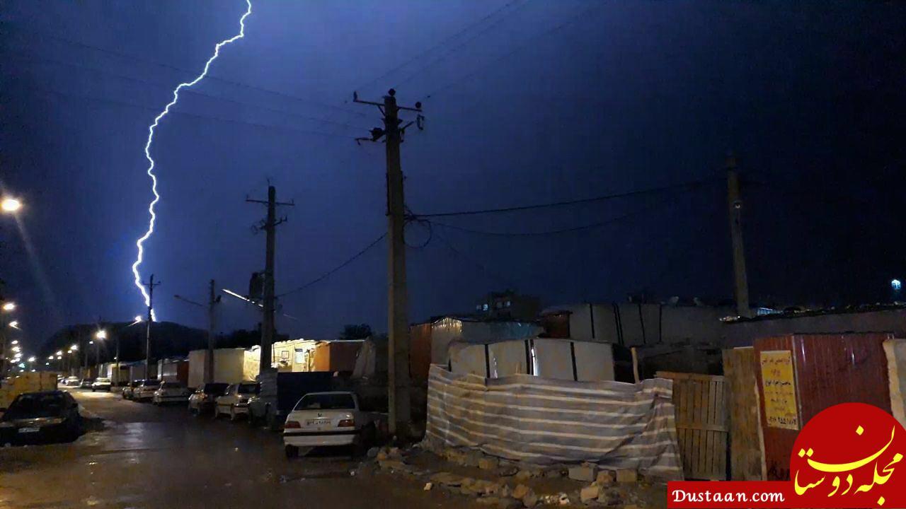 www.dustaan.com امروز در 20 استان کشور باران می بارد/ شنبه 21 مهر