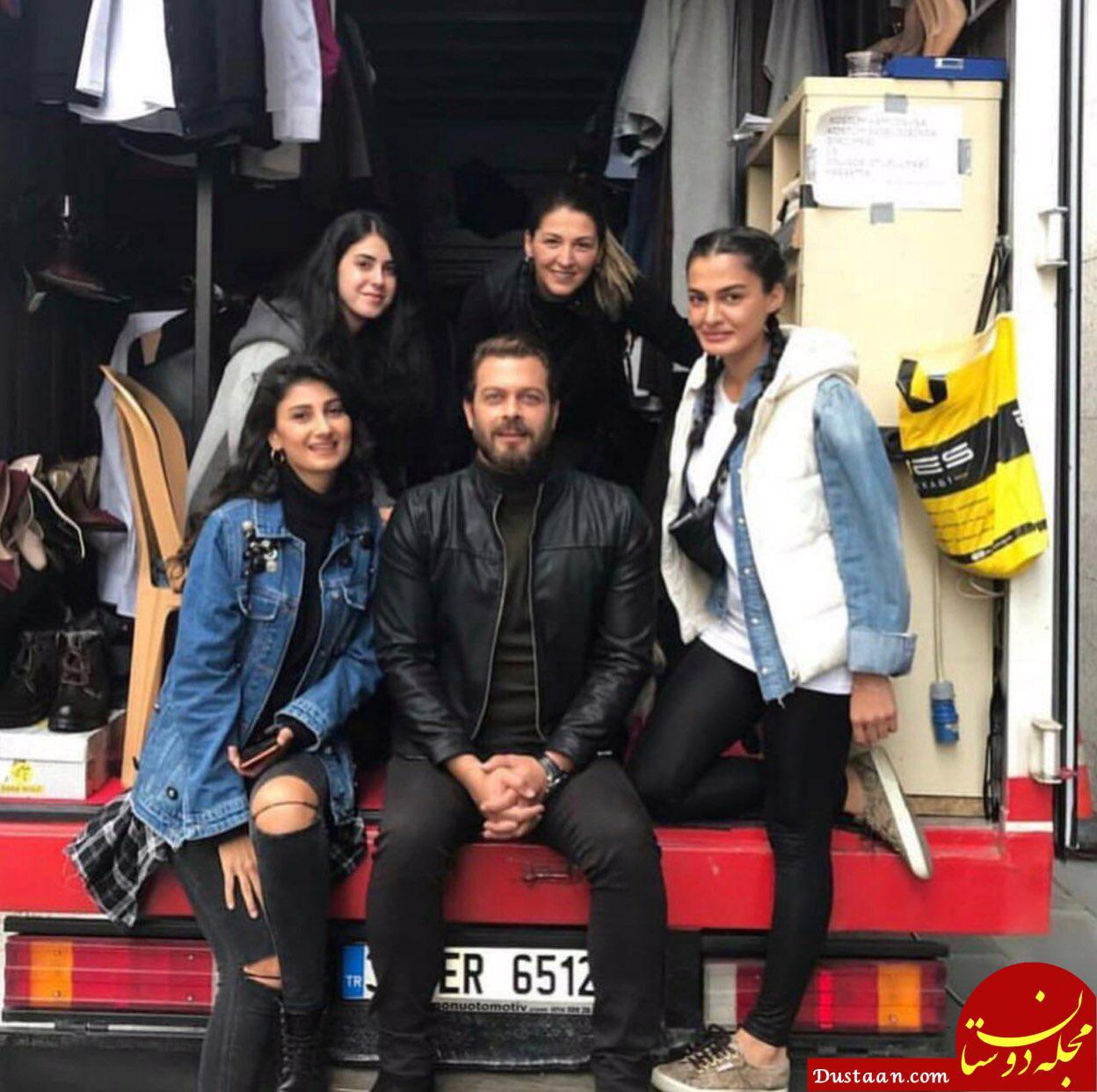 عکس بازیگران ترکیه ای مرد