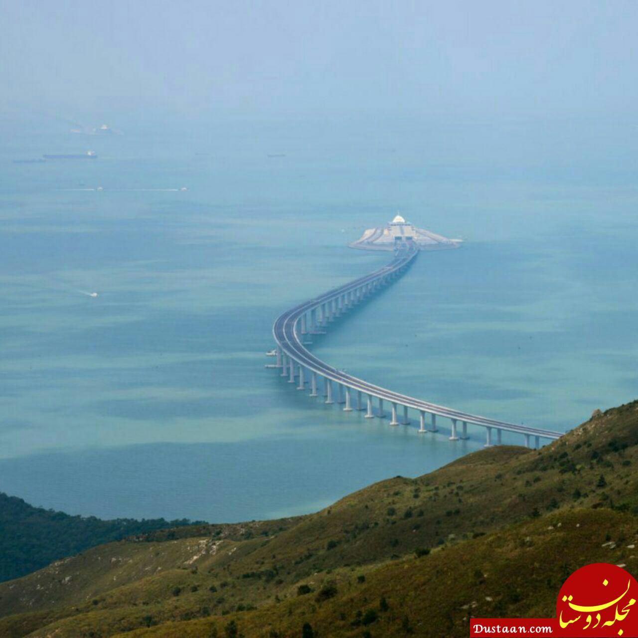www.dustaan.com افتتاح طولانی ترین پل جهان با امکانات عجیب! +عکس