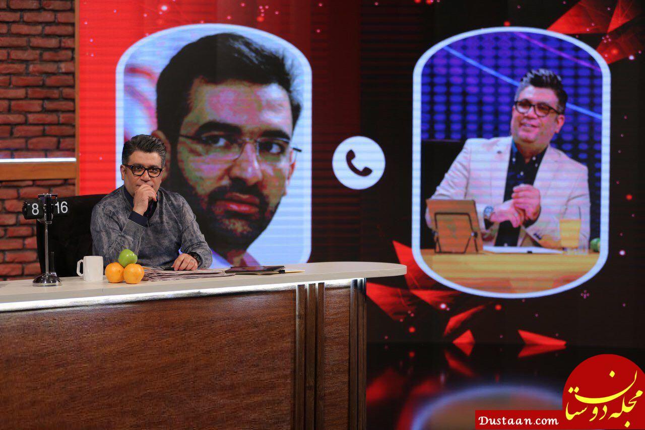 www.dustaan.com توضیحات وزیر ارتباطات درباره تحریمهای اینترنتی آمریکا علیه ایران و شایعه قطع اینترنت