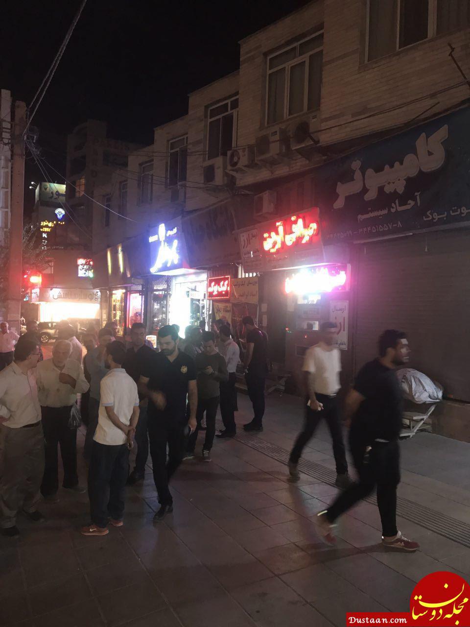 www.dustaan.com تلاش شبانه مردم برای فروش دلار های خانگی