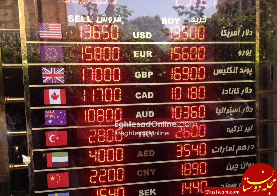 www.dustaan.com مقاومت صرافی ها در برابر کاهش قیمت دلار!