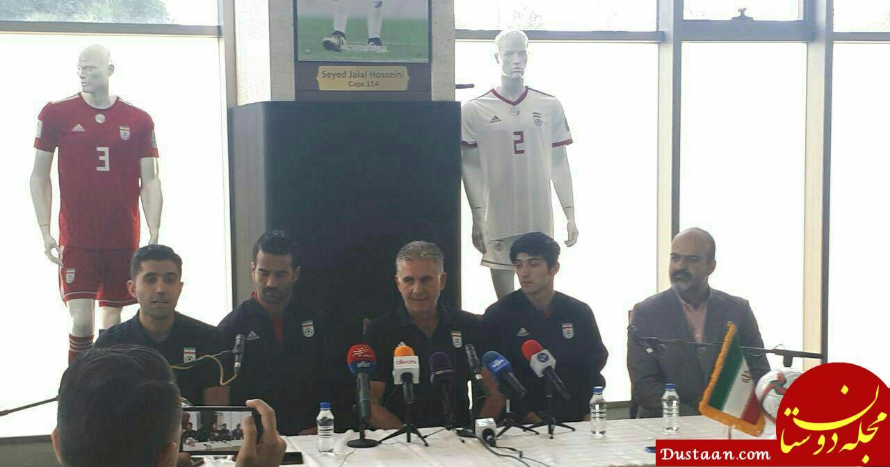 www.dustaan.com مسعود شجاعی : مهمترین عامل موفقیت تیم ملی در جام ملتها ثبات است