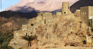روستای پلکانی نایبند در طبس +عکس