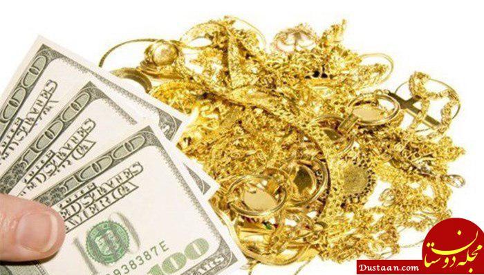 www.dustaan.com هشدار پلیس آگاهی درباره نگهداری طلا و ارز در منازل