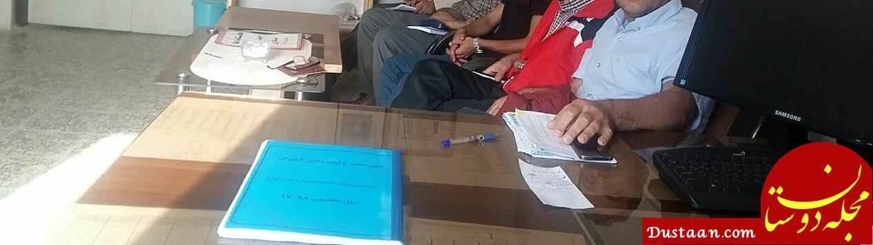 www.dustaan.com چرا معلمان اعتصاب کردند؟