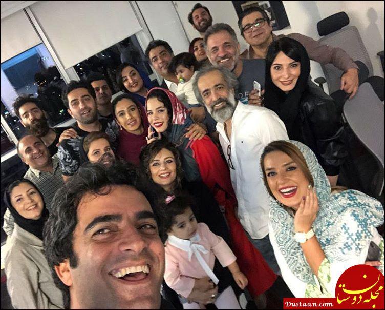 www.dustaan.com واکنش منوچهر هادی به حواشی قسمت پایانی سریال دلدادگان