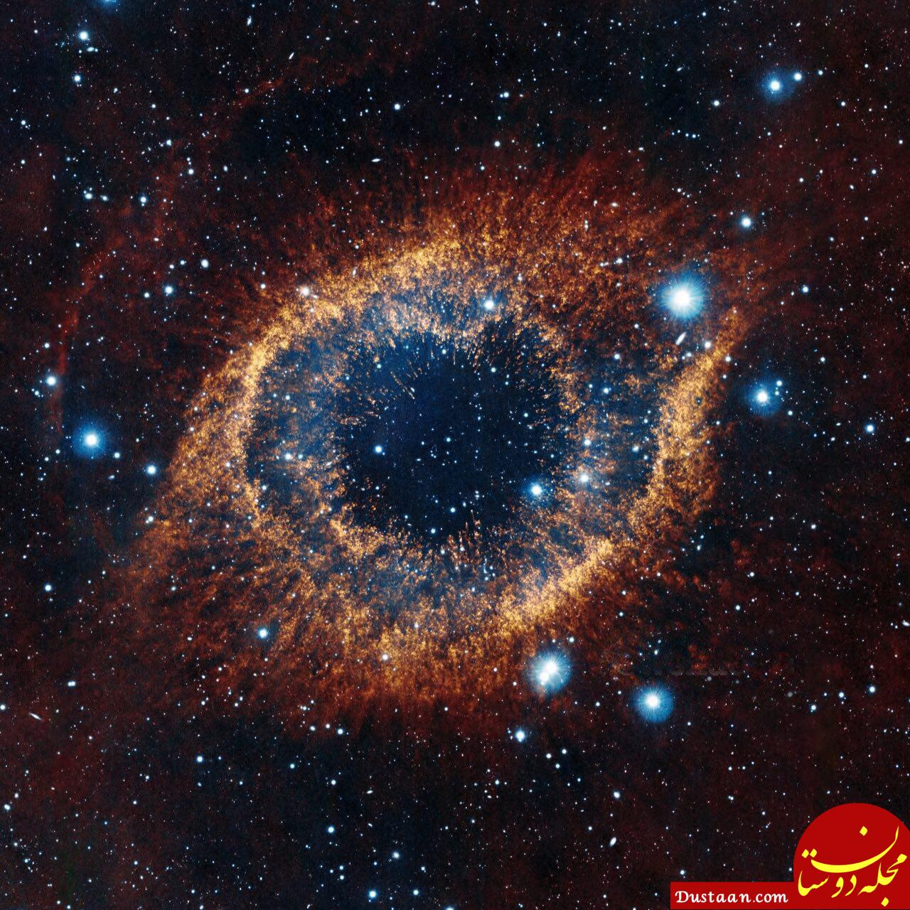 www.dustaan.com عظمت کهکشان در یک نگاه! +عکس