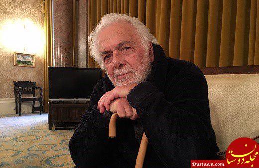 www.dustaan.com حرف های جالب محمود دولت آبادی به مناسبت ۹۶ سالگی ابراهیم گلستان