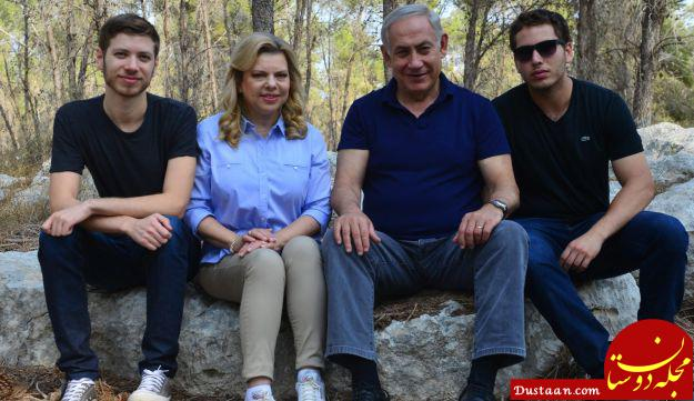 www.dustaan.com نتانیاهو بار دیگر مورد بازجویی قرار گرفت
