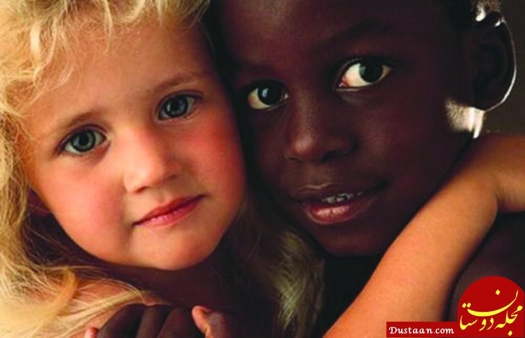 www.dustaan.com دانستنی هایی شگفت انگیز از نژاد انسان!