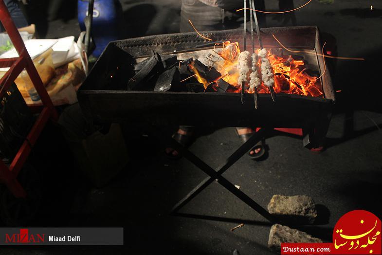 www.dustaan.com جگر خوری شبانه در تهران با موش های نروژی! +عکس