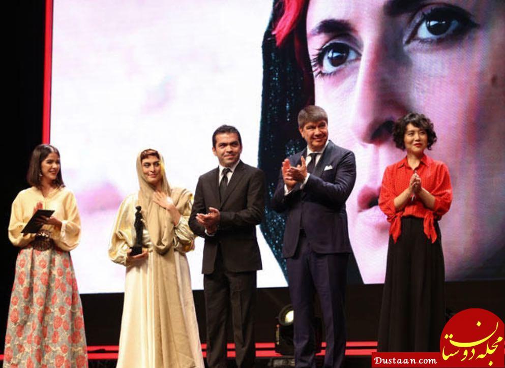 www.dustaan.com خانم بازیگر چاق تر از همیشه در آنتالیا! +عکس
