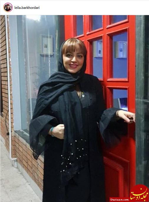 www.dustaan.com «لیلا برخورداری» در ورطه هولناکی افتاد! +عکس