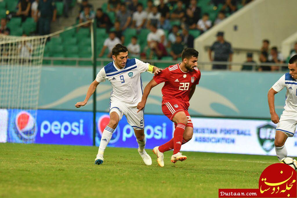 www.dustaan.com صادق محرمی: اگر با تیم های بزرگ تر بازی می کردیم وضعیت برای ما بهتر بود