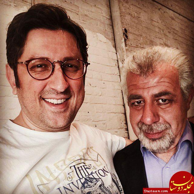 www.dustaan.com شوک بزرگ 3 روز پایانی زندگی بهرام شفیع