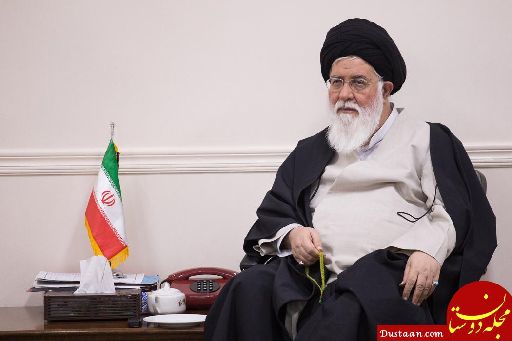 www.dustaan.com امام جمعه مشهد: FATF یعنی سپاه قدس از ارتباطات مالی ما حذف شود
