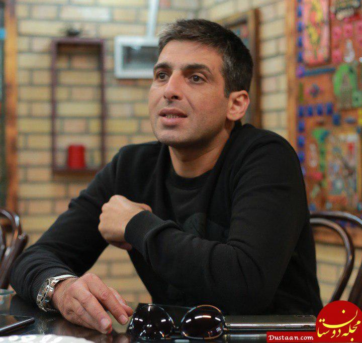 www.dustaan.com روایت حمید گودرزی از پست اینستاگرامی اش که جنجال به پا کرد