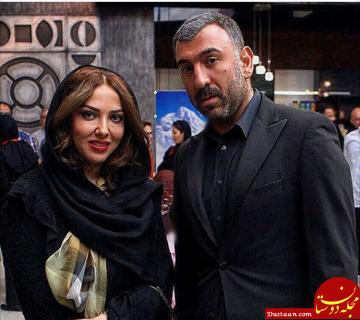 www.dustaan.com دیدار علی انصاریان و مونیکا بلوچی در میلان!