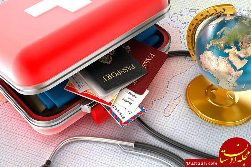 www.dustaan.com درآمد 4.4 میلیارد دلاری ترکیه از گردشگری سلامت