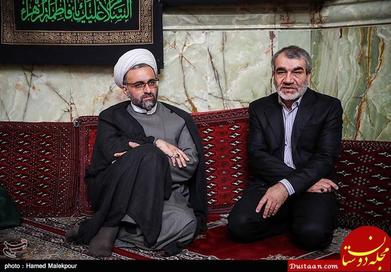 www.dustaan.com چهره ها در ختم عضو شورای نگهبان +تصاویر