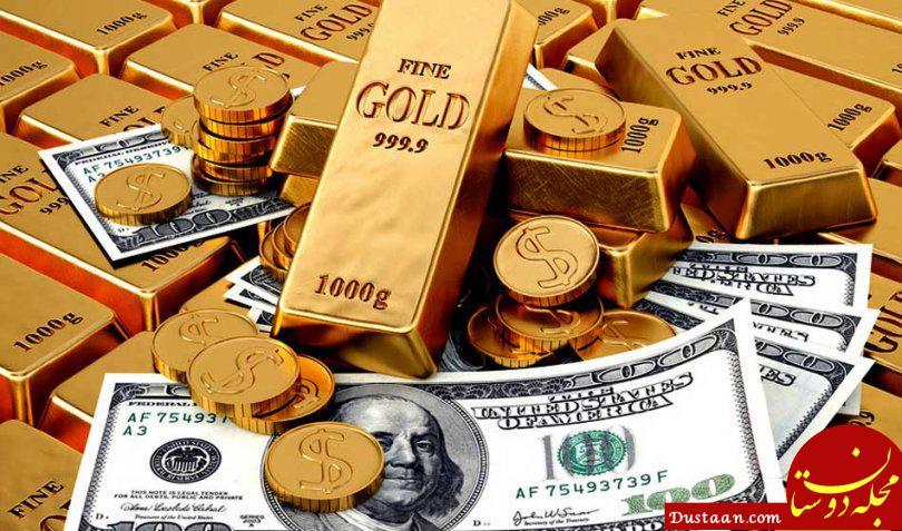 www.dustaan.com قیمت لحظه ای طلا ، سکه و دلار در بازار