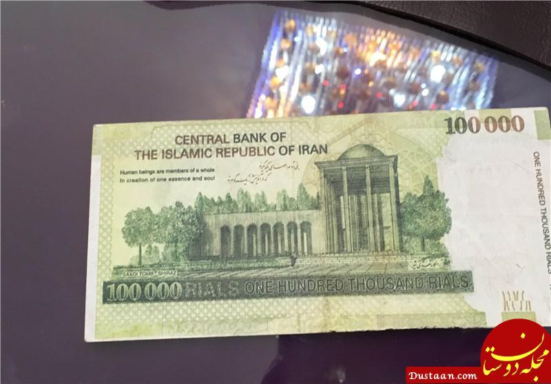 www.dustaan.com دستگیری باند تهیه و توزیع 10 هزار تومانی های تقلبی