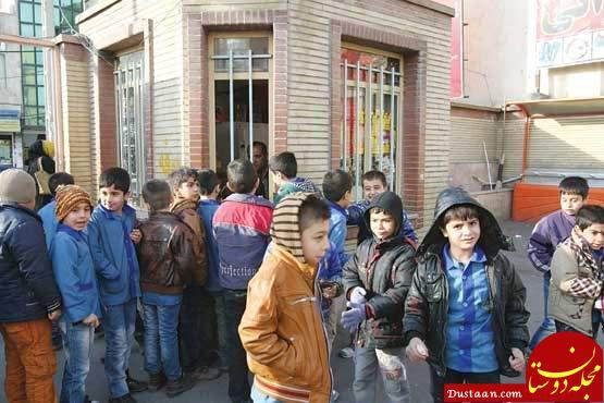 www.dustaan.com فهرست 18 قلم خوراکی ممنوعه و 7 گروه خوراکی مجاز در بوفه های مدارس
