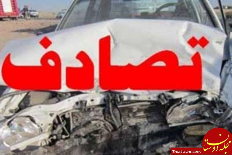 www.dustaan.com شب پر حادثه بلوار وکیل آباد یک کشته و سه مجروح بر جای گذاشت