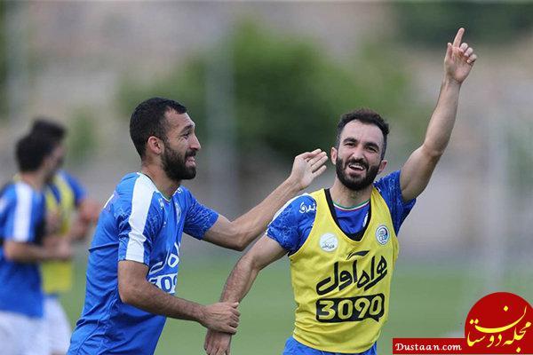 www.dustaan.com آخرین وضعیت بازیکنان مصدوم استقلال