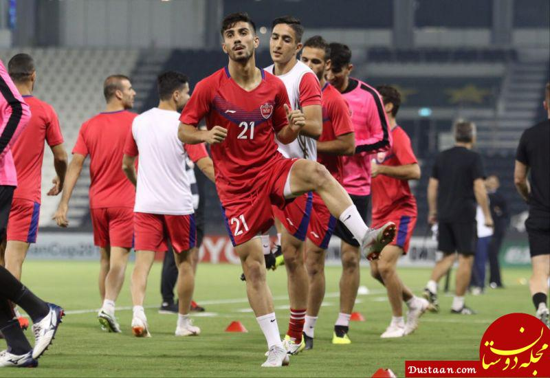 www.dustaan.com برانکو با جدایی دو بازیکن پرسپولیس مخالفت کرد/ زمان فروش بلیت دیدار پرسپولیس برابر السد مشخص شد