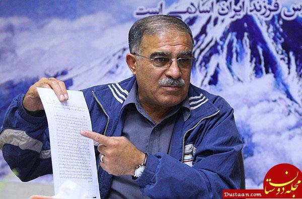 www.dustaan.com حسن روشن: کی روش منصوریان را هم بدبخت کرد!