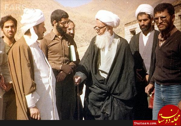 www.dustaan.com عکس دیده نشده از قاتل شهید اشرفی اصفهانی +تصاویر