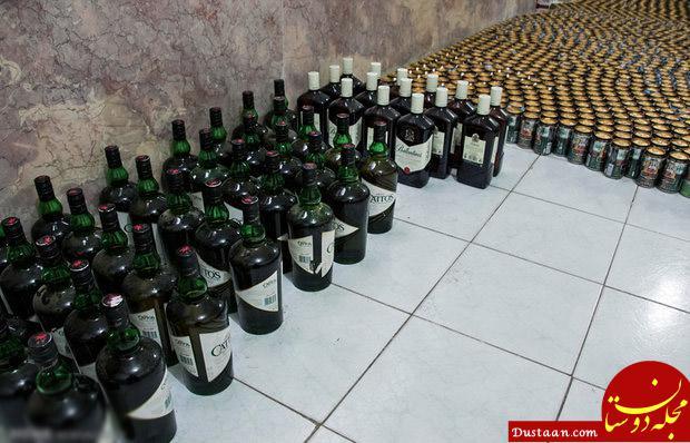 www.dustaan.com مشروبات الکلی دست ساز چگونه باعث مرگ و کوری چشم می شود؟