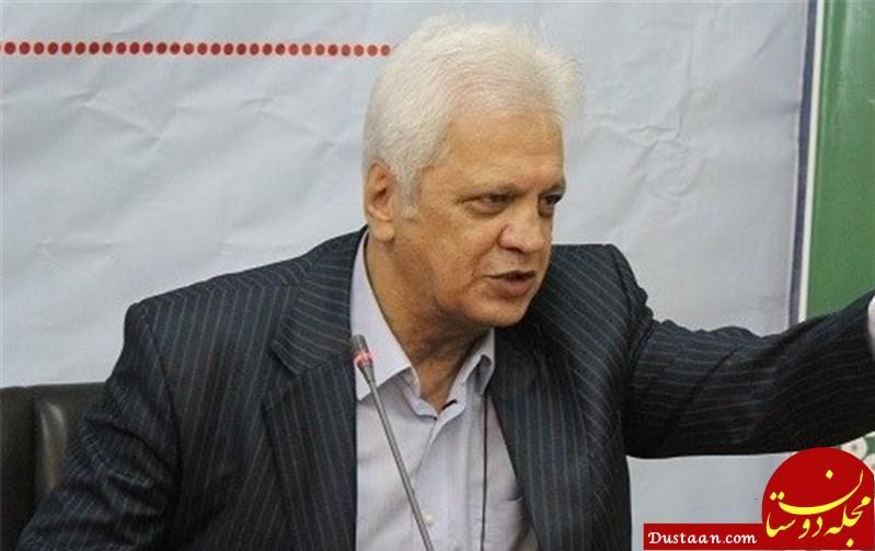 www.dustaan.com کنایه کارشناس سرشناس تلویزیون به سردار آزمون