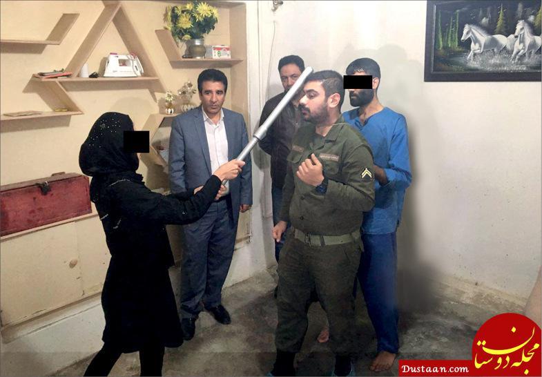 www.dustaan.com زن خیانتکاری که شوهرش را با همدستی یک پسر غریبه کُشت +تصاویر