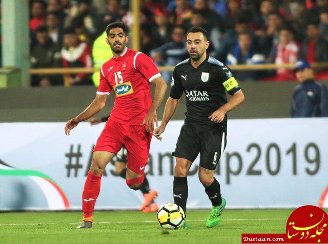 www.dustaan.com حضور بانوان در بازی پرسپولیس و السد صحت ندارد