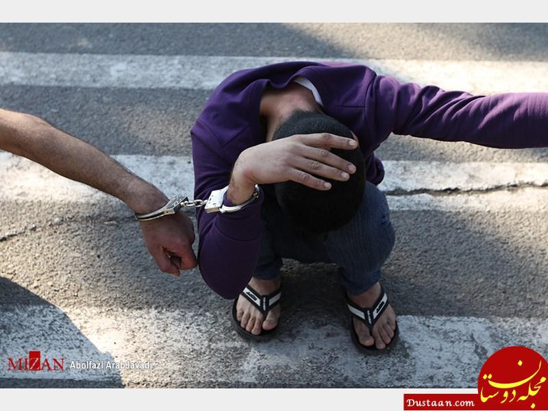 www.dustaan.com گشتی در کلکسیون خلافکاران پایتخت: شبح سارق، اسلحه فروش دوره گرد، دزدان 18 ساله و....