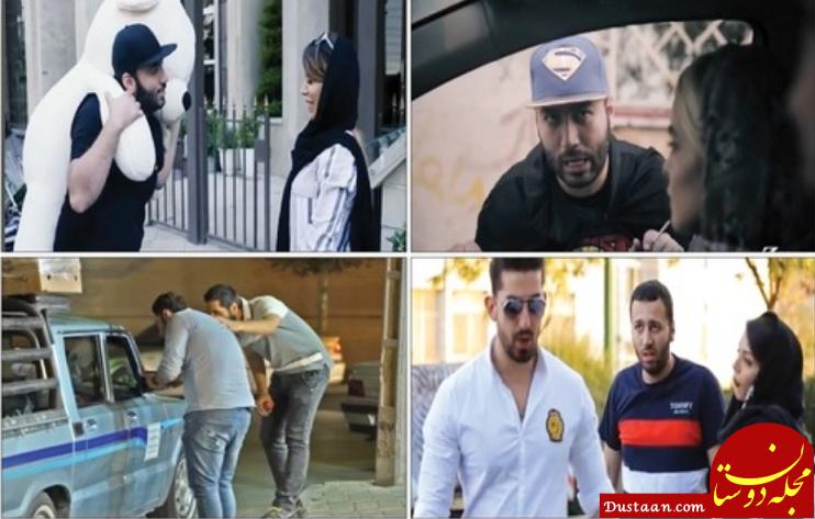 www.dustaan.com کاسبی غیراخلاقی «علی صبوری» بهمدد شهرت زودرس