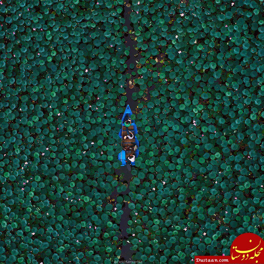 www.dustaan.com اینجا گیلان و «صومعه سرا» است؛ باور کنید +عکس