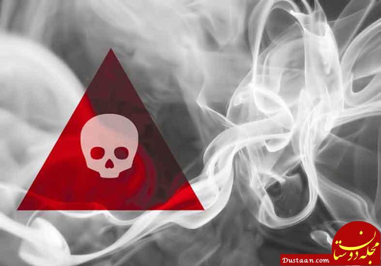www.dustaan.com نشانه های گازگرفتگی/ علائم مسمومیت خفیف با گاز منواکسید کربن چیست؟