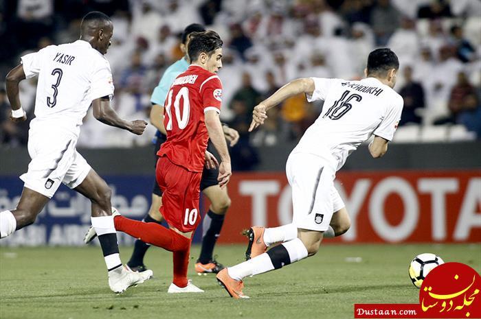www.dustaan.com قیمت بلیت دیدار پرسپولیس ایران   السد قطر در لیگ قهرمانان آسیا