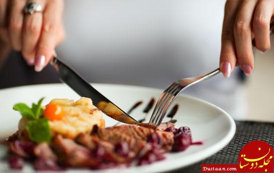 www.dustaan.com رستوران رفتن مردم شمال تهران 30 درصد و جنوب شهری ها 70 درصد کاهش یافته!