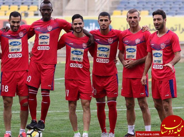 www.dustaan.com برنامه اردوی پرسپولیسی ها پیش از بازی با السد مشخص شد